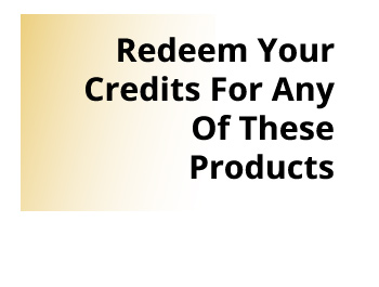Redeem-for-products